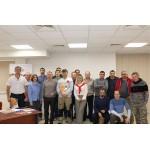 Итоги первого обучающего семинара для печников юга России с участием Wölfshoher Tonwerke