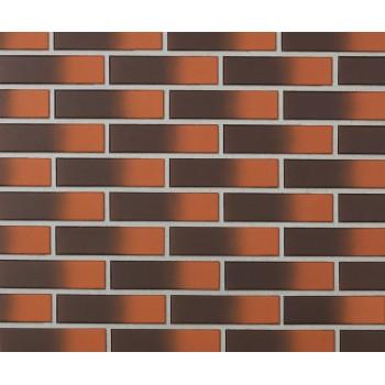 Плитка керамическая глазурованная ангобами облицовочная Aquarius красно коричневая , гладкая, Lode, Облицовочная плитка купить в Санкт-Петербурге,