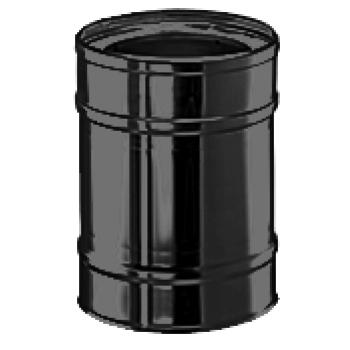 Элемент трубы 500 мм черный D 150/200 SCHIEDEL PERMETER 50