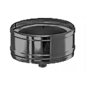 Емкость с отводом конденсата серый D 130/180 SCHIEDEL PERMETER 50