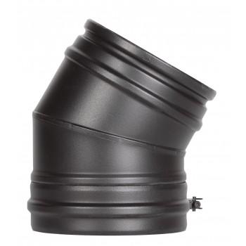 Отвод 30° черный D 300/350 SCHIEDEL PERMETER 50