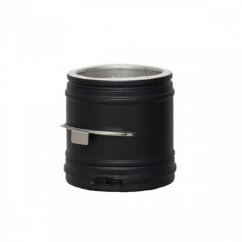 Шибер черный D 200/250 SCHIEDEL PERMETER 50