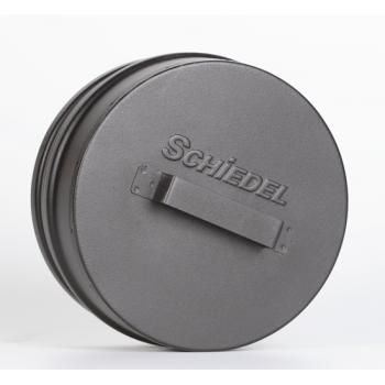 Заглушка для твердого топлива серый D 130/180 SCHIEDEL PERMETER 50