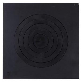 Плита печная ПК06 под казан гладкая, 750x750 мм, Технолит, Печное литье купить в Санкт-Петербурге,