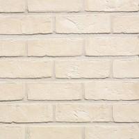 Кирпич Terca AGORA SUPER WIT полнотелый ручная формовка бело-бежевый WFD 215х102х65мм