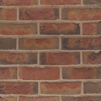 Кирпич Terca, 215х102х65 мм, KASTANJEBRUIN, полнотелый, ручная формовка, WFD