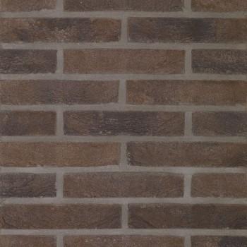 Кирпич Terca, 215х102х65 мм, PAGUS ZWART BRUIN-ZWART, полнотелый, ручная формовка, WFD