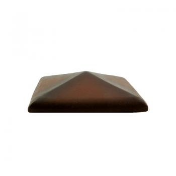 Колпак керамический С38 для столбика заборного, ольха, ZG-Clinker, Благоустройство территории купить в Санкт-Петербурге,