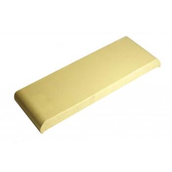Плоский профильный кирпич КР 30 Желтый, ZG-Clinker, Благоустройство территории купить в Санкт-Петербурге,