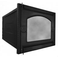 Духовой шкаф ДП-ДТ-6АС чугунный, со стеклом